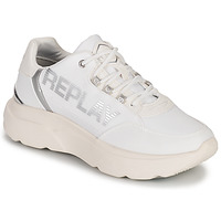 Shoes Women Low top trainers Replay MAYFAIR White