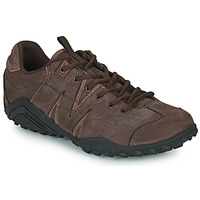 Shoes Men Low top trainers Merrell SPRNT V LTHR Brown