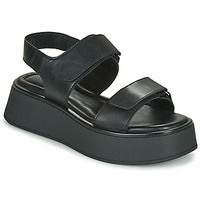 Shoes Women Sandals Vagabond COURTNEY Black