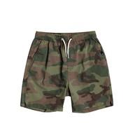material Boy Shorts / Bermudas Quiksilver TAXER WS Camo