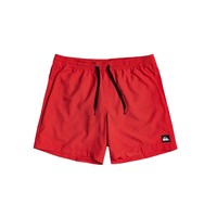 material Boy Trunks / Swim shorts Quiksilver EVERYDAY VOLLEY Red