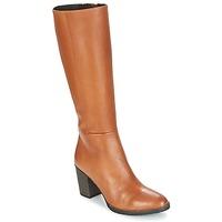Shoes Women Boots Betty London ISME Camel