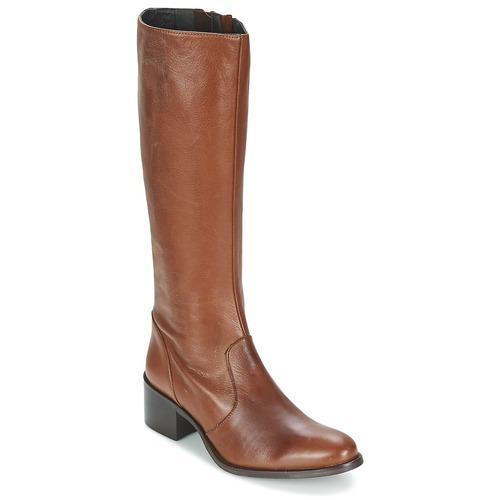 Shoes Women Boots Betty London IROIN Camel