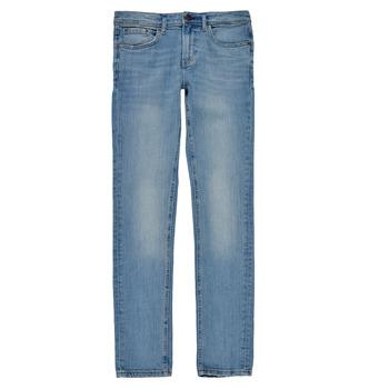 material Boy Skinny jeans Teddy Smith FLASH Blue