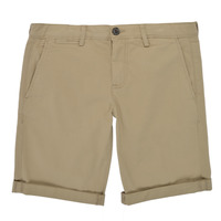 material Boy Shorts / Bermudas Teddy Smith SHORT CHINO Beige
