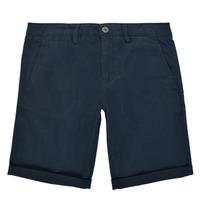 material Boy Shorts / Bermudas Teddy Smith SHORT CHINO Marine