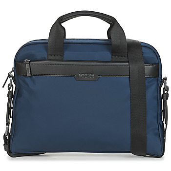 Bags Men Briefcases BOSS LUXOWN S DOC CASE Marine
