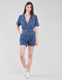 material Women Jumpsuits / Dungarees Molly Bracken EL1261P21 Blue