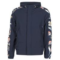 material Men Jackets / Blazers Oxbow N1JIMM Marine / Multicolour