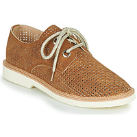 Shoes Women Low top trainers Armistice Stock derby Brown