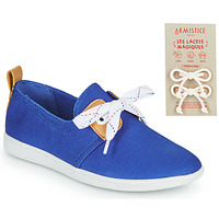 Shoes Children Low top trainers Armistice STONE ONE Blue