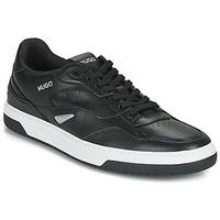 Shoes Men Low top trainers BOSS SWITON TENN FL Black