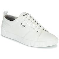 Shoes Men Low top trainers BOSS ZERO TENN NYPU White