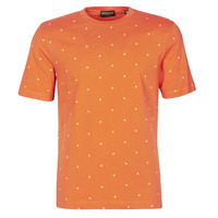 material Men short-sleeved t-shirts Scotch & Soda 160854 Red