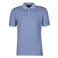 material Men short-sleeved polo shirts Scotch & Soda 160893 Blue