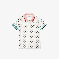 material Girl short-sleeved polo shirts Lacoste PJ0259-2CQ White