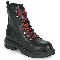 Shoes Women Mid boots Emmshu EMASTAM Black