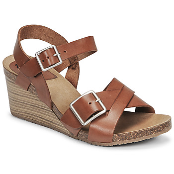 Shoes Women Sandals Kickers SPAINSTRAP Brown