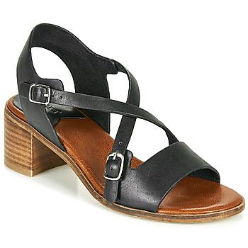 Shoes Women Sandals Kickers VOLUBILIS Black