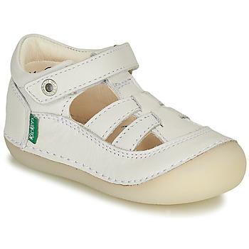Shoes Girl Ballerinas Kickers SUSHY White