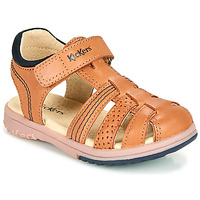 Shoes Boy Sandals Kickers PLATINIUM Camel
