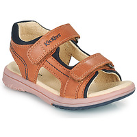 Shoes Boy Sandals Kickers PLATINO Camel