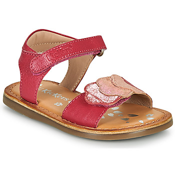 Shoes Girl Sandals Kickers DYASTAR Pink