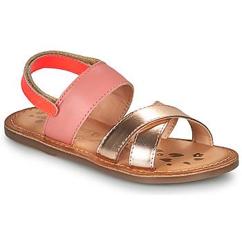 Shoes Girl Sandals Kickers DYACROSS Pink