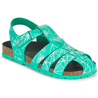 Shoes Boy Sandals Kickers SUMMERTAN Green