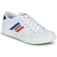 Shoes Boy Low top trainers Levi's MISSION White
