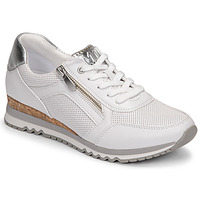 Shoes Women Low top trainers Marco Tozzi BELLA White