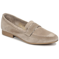 Shoes Women Loafers Marco Tozzi ROMANI Grey