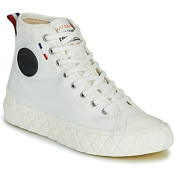 Shoes High top trainers Palladium PALLA ACE CVS MID White