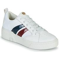 Shoes Women Low top trainers Palladium Manufacture EGO 03 NPA White