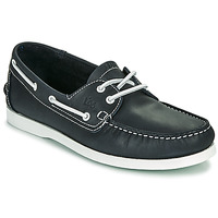 Shoes Men Boat shoes TBS PHENIS Marine / White