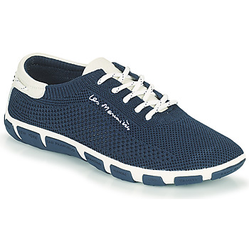 Shoes Women Low top trainers TBS JAZARIA Blue