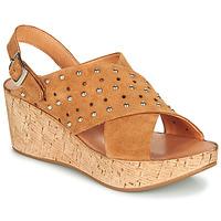 Shoes Women Sandals Felmini MONACO Brown