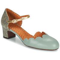 Shoes Women Court shoes Chie Mihara UKUMA Green