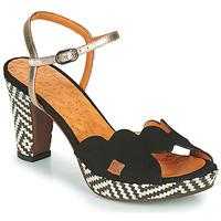 Shoes Women Sandals Chie Mihara ELIS Black