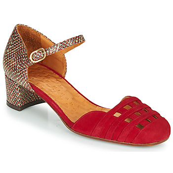 Shoes Women Court shoes Chie Mihara KAEL Red
