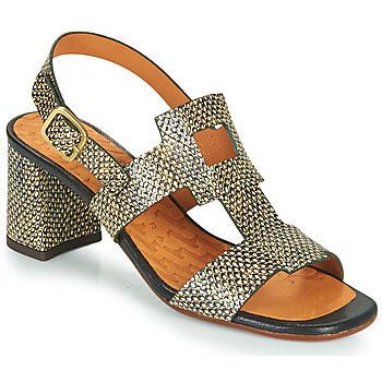 Shoes Women Sandals Chie Mihara LUSCA Black / Beige