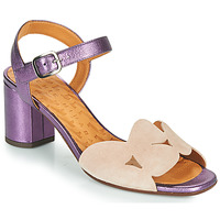 Shoes Women Sandals Chie Mihara HU-LORAN Lilac / Pink