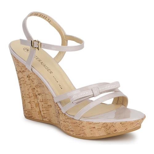 Shoes Women Sandals Peter Kaiser RUTH Beige