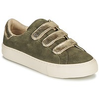 Shoes Women Low top trainers No Name ARCADE STRAPS Kaki