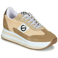 Shoes Women Low top trainers No Name FLEX M JOGGER Brown / Beige