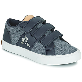 Shoes Men Low top trainers Le Coq Sportif VERDON CLASSIC PS Blue