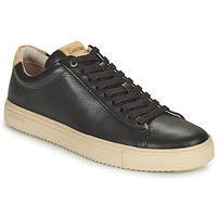 Shoes Men Low top trainers Blackstone VG02 Black
