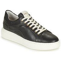 Shoes Women Low top trainers Blackstone VL85 Black