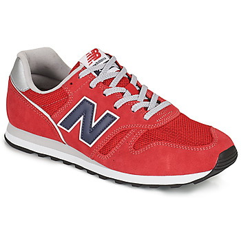 Shoes Men Low top trainers New Balance 373 Red / Blue