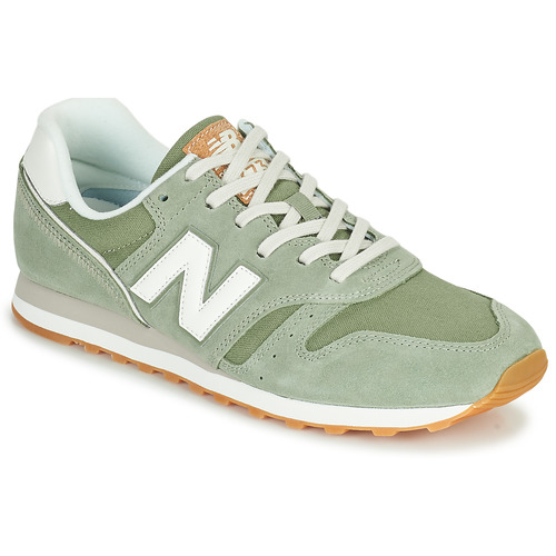 New Balance 373 Green - Free delivery | Spartoo NET ! - Shoes Low ...